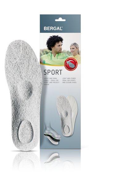 ShoeSupply.eu Bergal Sport inlegzolen