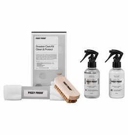 PIGGY PROOF Piggy Proof Sneaker kit Clean & Protect
