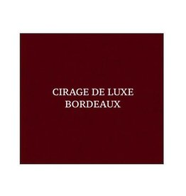 Famaco Cirage de Luxe 50ml 46-bordeaux