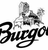 Burgol Luxe Schoensmeer - Kastanje 100ml