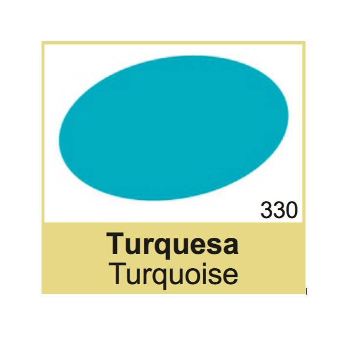 TRG Turquoise 330 Schoenverf