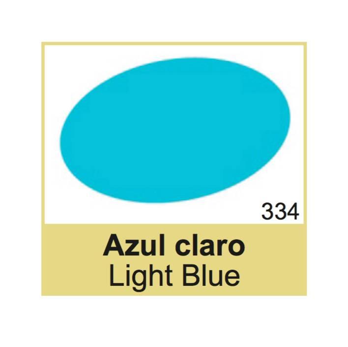 TRG Lichtblauw 334 Schoenverf
