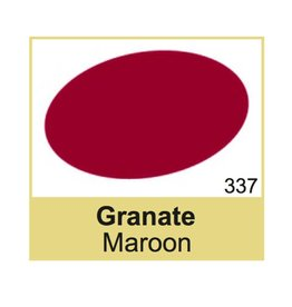 337 TRG Maroon Schoenverf