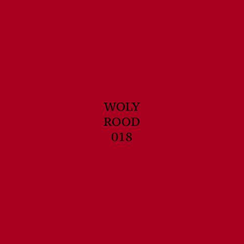 Woly Rood 018 Schoensmeer