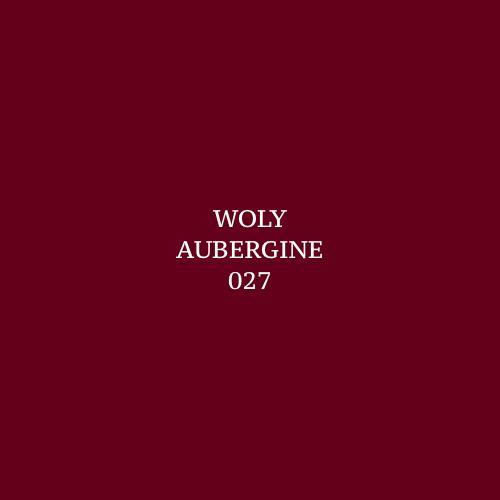 Woly Aubergine Schoensmeer 027