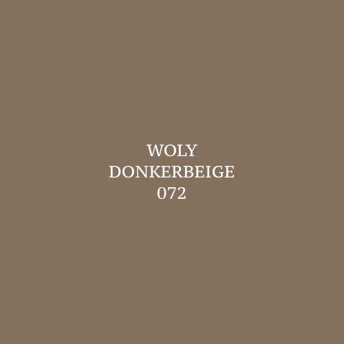 Woly Donkerbeige 072 Schoensmeer