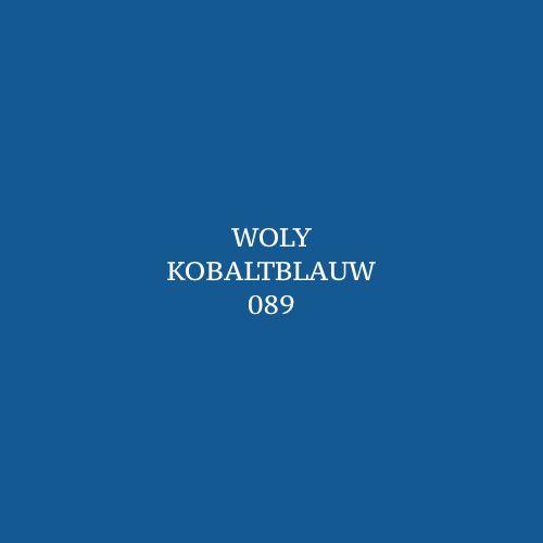 Woly Kobaltblauw 089 Schoensmeer