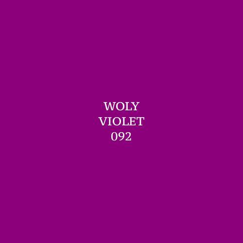 Woly Violet 092 Schoensmeer