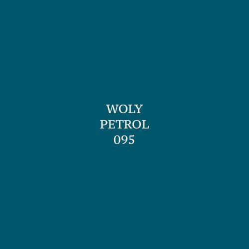 Woly Petrol 095 Schoensmeer