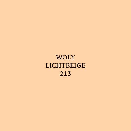 Woly Lichtbeige 095 Schoensmeer