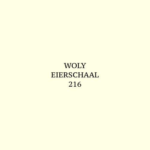 Woly Eierschaal 216 Schoensmeer