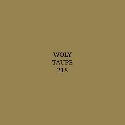 Woly Taupe 218 Schoensmeer