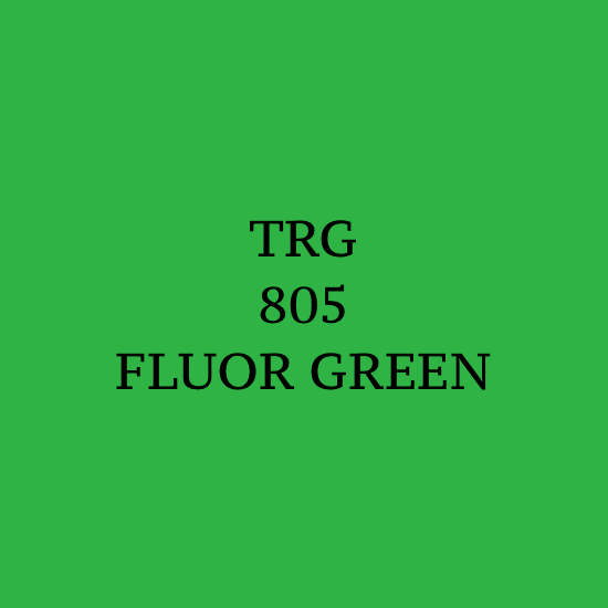 TRG easy dye schoenverf - 805 FLUORESCENT GREEN