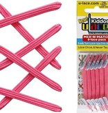 U-LACE VETERS ULace veters Kiddos Shocking Pink
