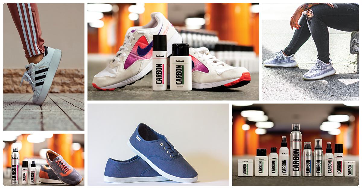 Witte schoenen schoonmaken