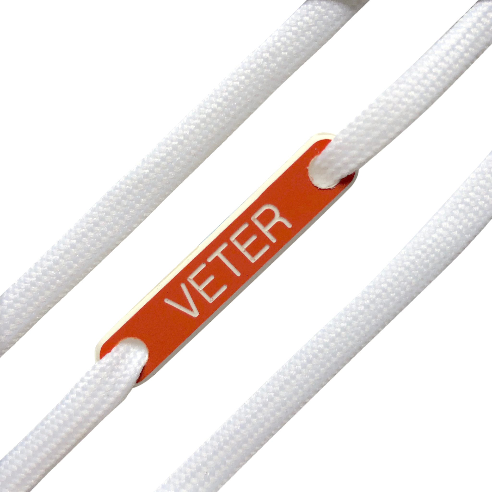 Veter Tag - ORANGE - 40mm