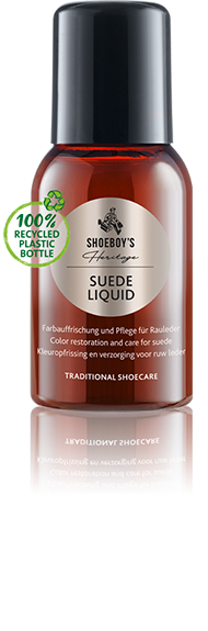 Shoeboy's Heritage Shoeboy's Heritage Suède Liquid