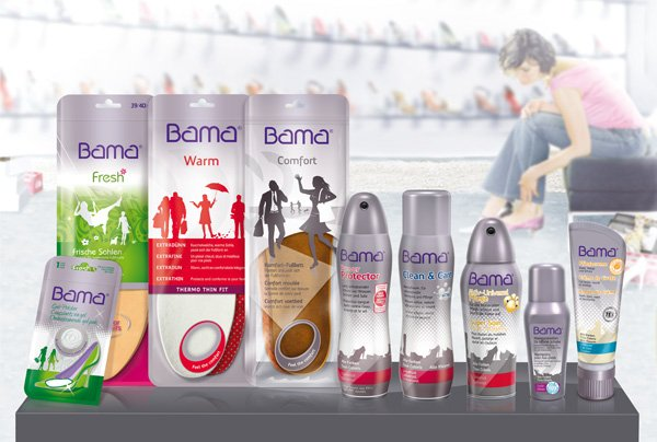 BAMA Bama Soft Step zooltjes