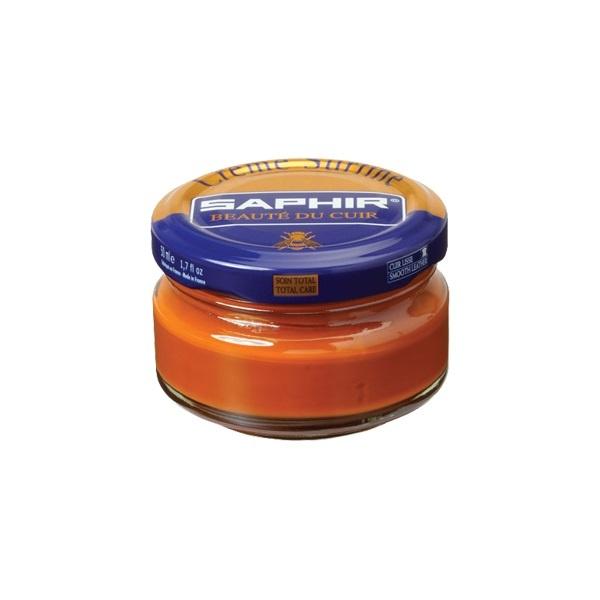Saphir Crème Surfine Lichtbruin - schoenpoets