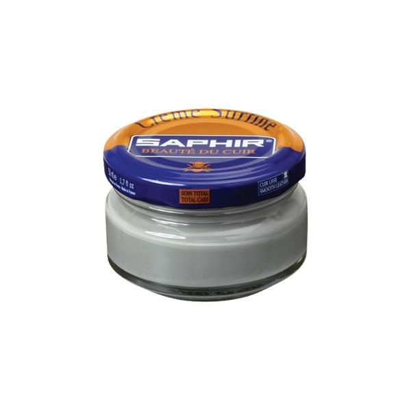 Saphir Crème Surfine Lichtgrijs - schoenpoets