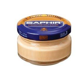 16 Saphir Crème Surfine Beige - schoenpoets