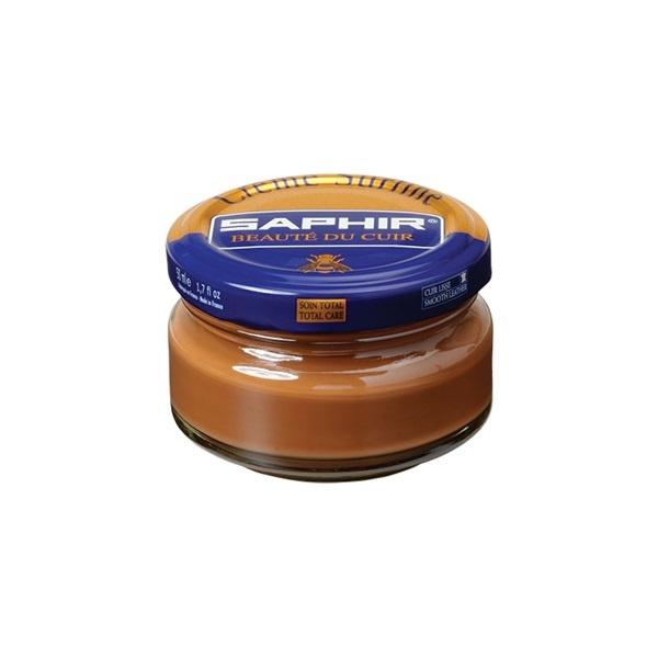 Saphir Crème Surfine Camel - schoenpoets