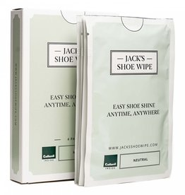 ShoeSupply.eu Jack's shoe-wipes - 4 stuks
