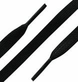 Cordial Wax Platte Sneaker Veters 150cm Zwart