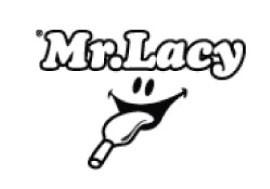 Mr Lacy Mr. Lacy Flexies 90cm Dark Grey