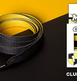 MR LACY Mr. Lacy Clubbies Black-Yellow