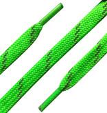 SL Line Reflecterende Veters 120cm groen