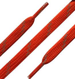 SL LINE Reflecterende Veters 120cm oranje