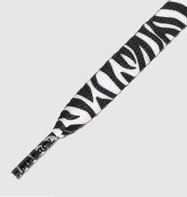 Mr Lacy Mr Lacy Printies - zebra black/white