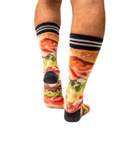 Sock My Feet Sock my Feet - Sock my Hamburger