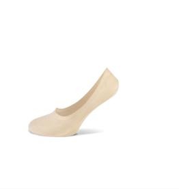 Teckel Teckel onzichtbare sneaker footies - beige
