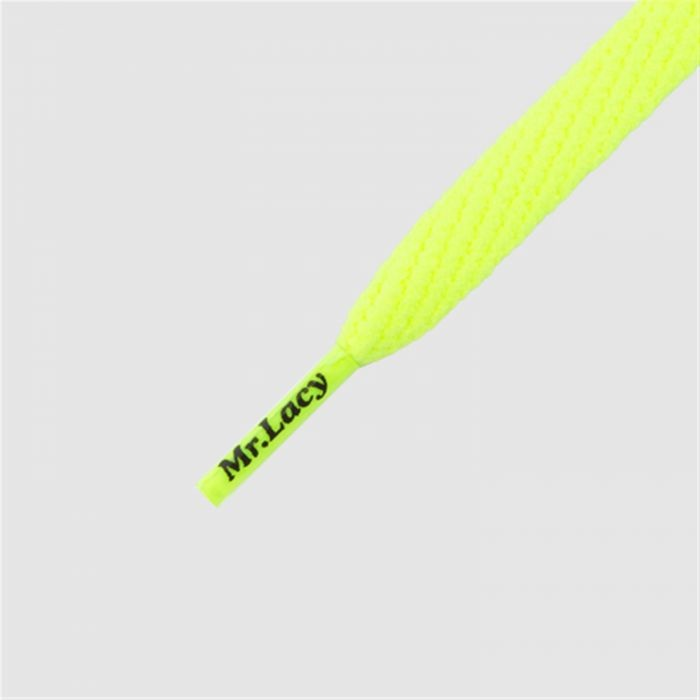 Mr Lacy Mr Lacy Smallies - neon lime yellow