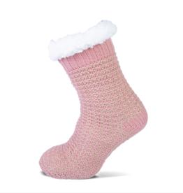 ShoeSupply.eu Huissokken Gold - Pink