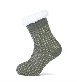 ShoeSupply.eu Huissokken Gold - Olijf