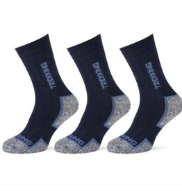 PRIMAIR Primair Trekking sokken - navy - 3 paar