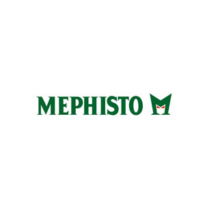 MEPHISTO Mephisto veters plat 90cm wit