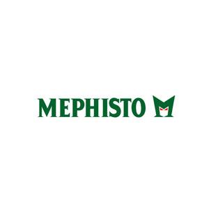 MEPHISTO Mephisto veters plat 120cm zwart