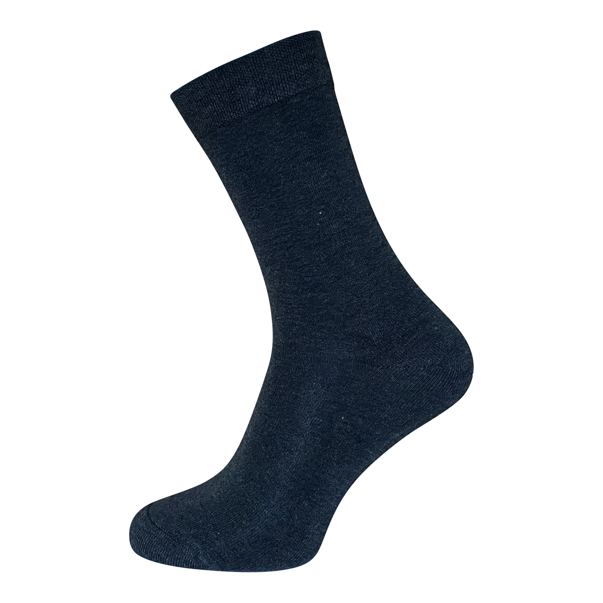 BORU Boru Bamboe sokken - antraciet