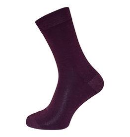 Boru sokken Boru Bamboe sokken - bordeaux