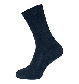 Boru sokken Boru Bamboe Terry sokken - badstof zool - antraciet