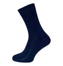 Boru sokken Boru Bamboe Terry sokken - badstof zool - marine