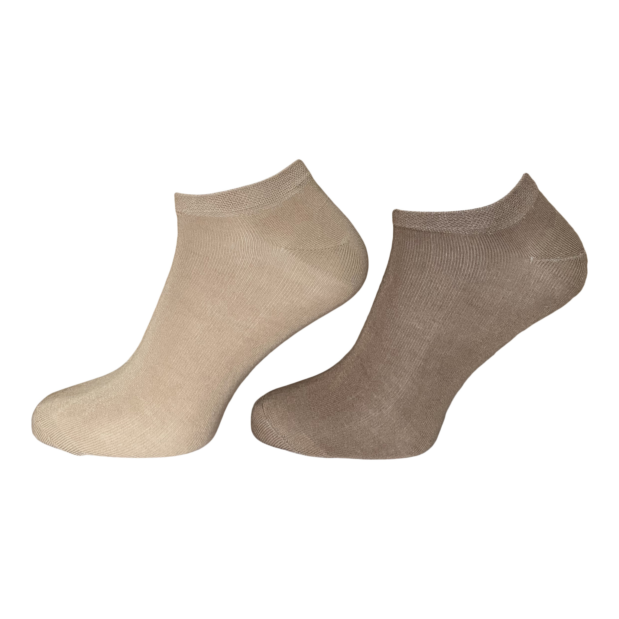 Boru sokken Boru Bamboe sneakersokken - beige