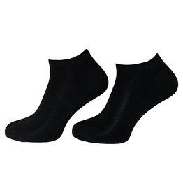 Boru sokken Boru Bamboe sneakersokken - zwart