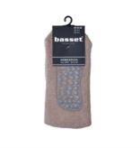 Basset Basset antislip sokken - zwart
