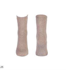 Basset Basset antislip sokken - beige