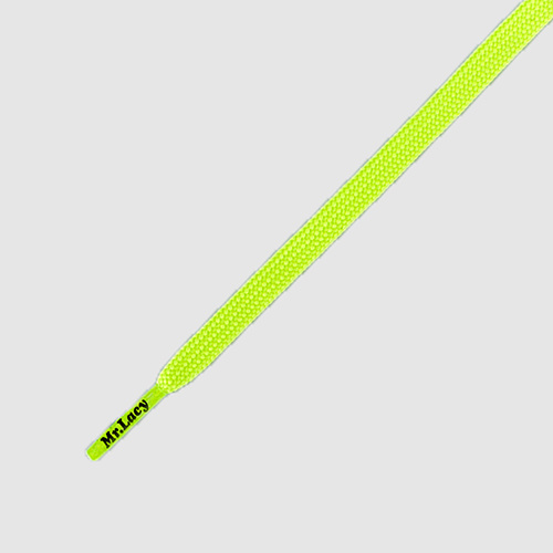 MR LACY Mr Lacy Runnies - neon lime yellow